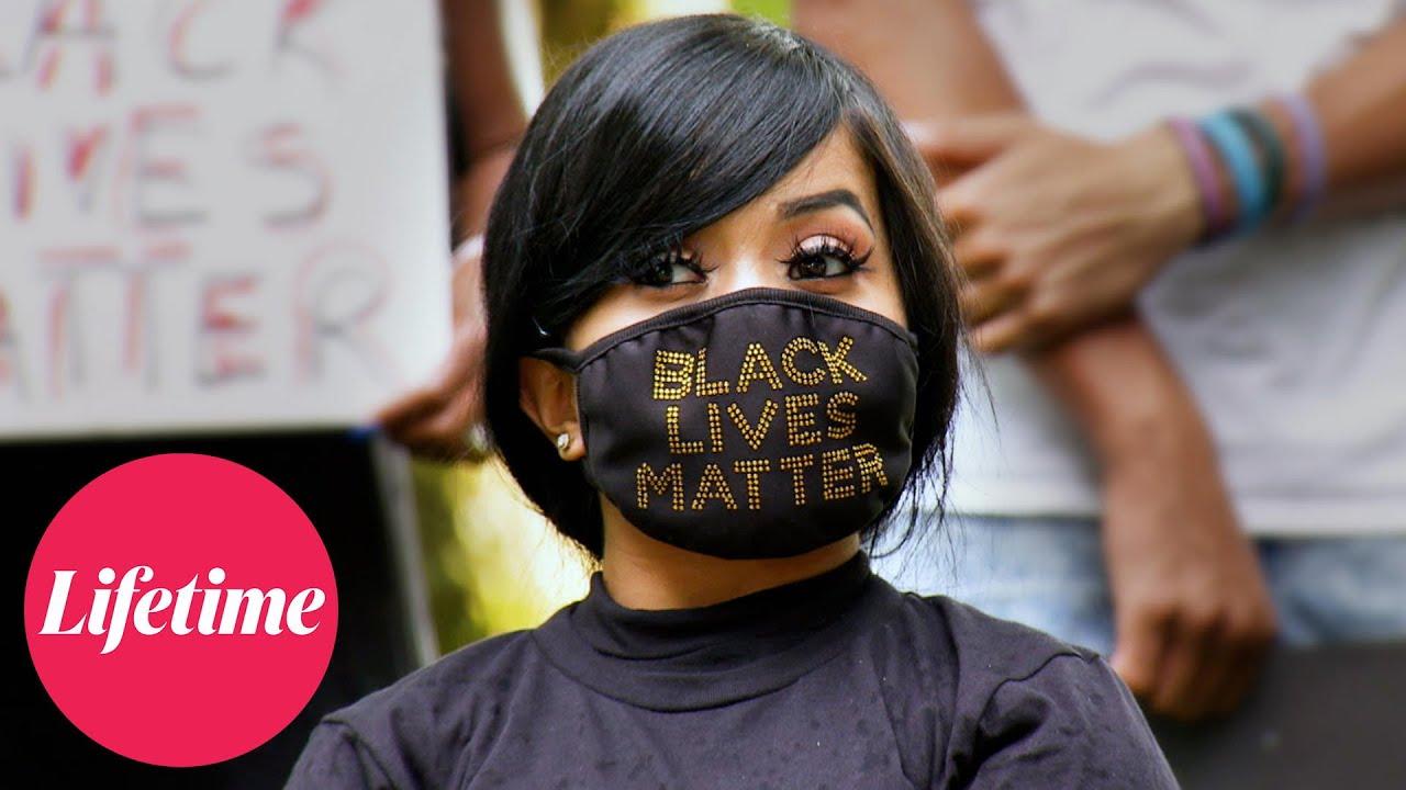 Little Women: Atlanta - The Girls Attend a Black Lives Matter Rally (Season 6, Episode 6) | Lifetime
