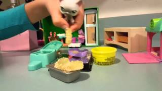 LPS Cooking with Claire - Thanksgiving Dinner