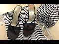 DIY Travel Shoe Bags