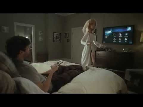 TV Commercial - DirecTV - Marionettes - Am I Pretty? Girl At Bedtime ...