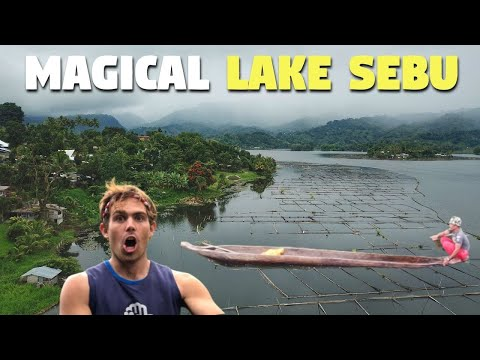 MAGICAL LAKE In The PHILIPPINES | Best Spots To Travel In MINDANAO