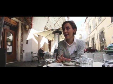 """Barbara Lalle - Performance """"Rilevazione Rivelazione"""""""