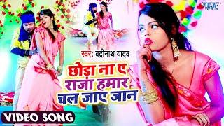 #VIDEO | छोड़ा ना ए राजा हमार चल जाइ जान | #Badrinath Yadav | Bhojpuri Superhit New Song 2021
