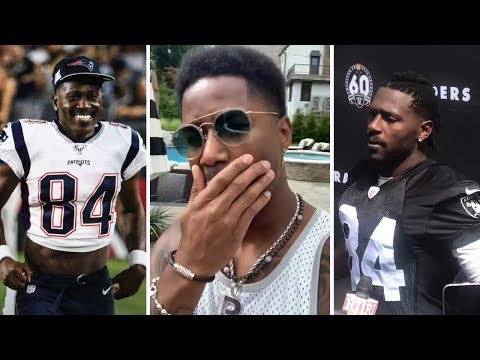 Nate Burleson REACTS