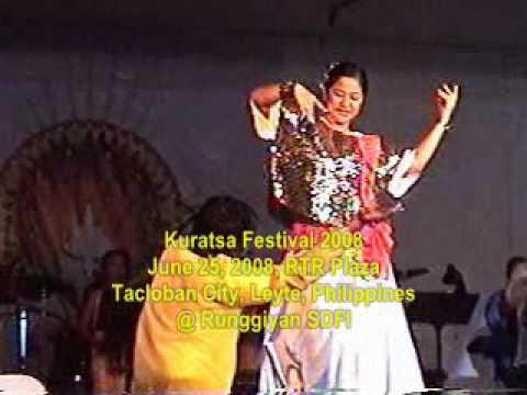kuratsa dance