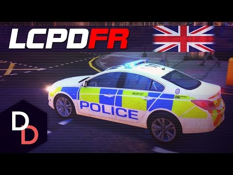 LCPDFR 1.1 The British way! - Day 107 - West Midlands Police