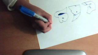 how to draw east in graffiti writing