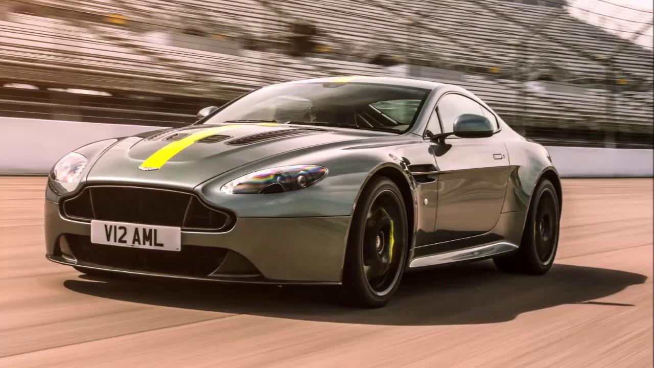 2018 Aston Martin V8 Vantage AMR and V12 Vantage AMR