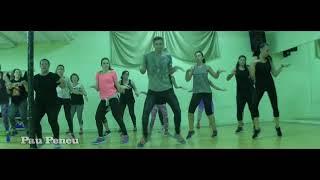 Santa´s coming for us Sia Pau Peneu Dance Fitness