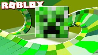MINECRAFT CREEPERS in ROBLOX!