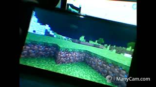 meu minecraft virou um FANTASMA DA NOITE!!!