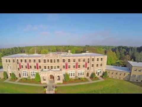 Aerial Tour of the MacDuffie School Granby MA