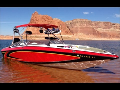300 HP 2012 Checkmate 24 - One Wake