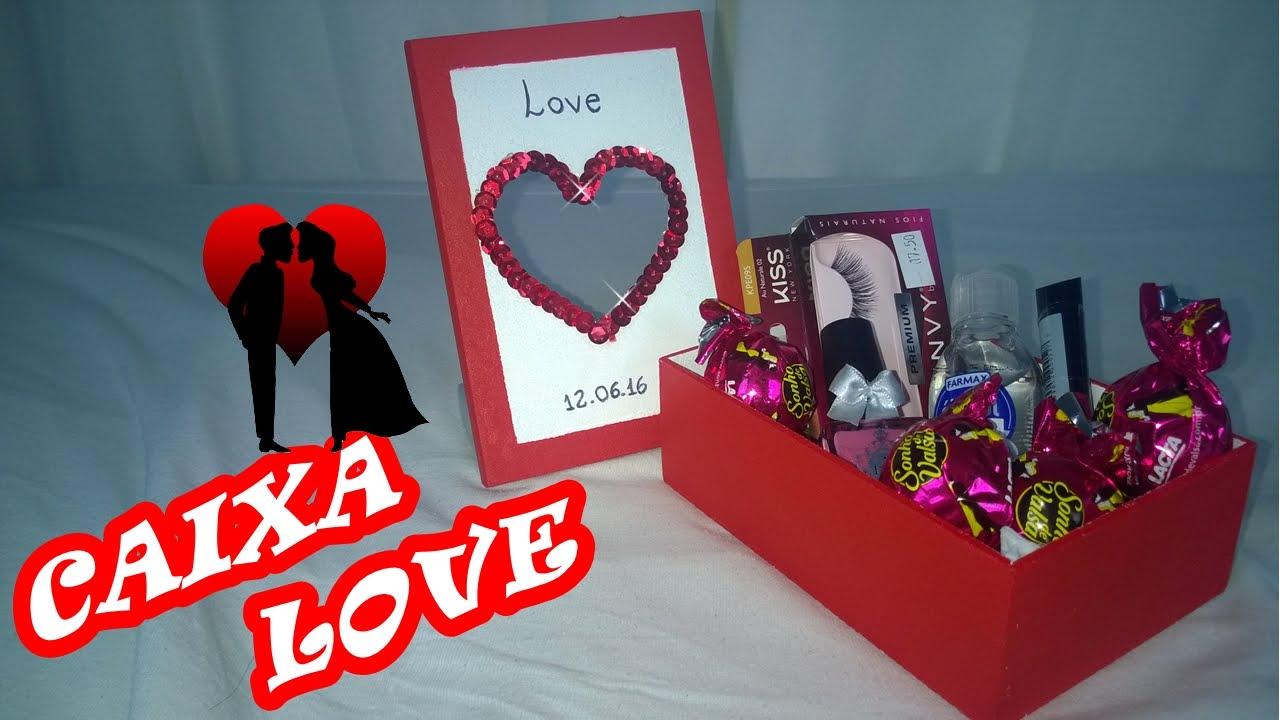 """#2 """"Caixa LOVE"""" ♥ - YouTube"""