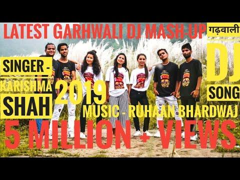 LATEST GADWALI NON STOP DJ SONG || KARISHMA SHAH || RUHAAN BHARDWAJ DJ MASHUP || RAIYCHU FILMS ||