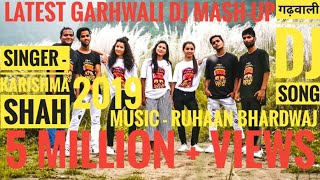 Ruhaan bharadwaj presents gadwali dj song contact for show's and events - 8630778441, 9808225501 singer karishma shah music bhardwaj, recored at -...