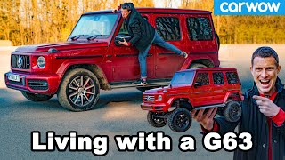 Living with an AMG G63 - what I loved... and hated!