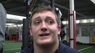 BlueGoldNews.com:  WVU Football Reese Donahue Iowa State Postgame 10/13/18