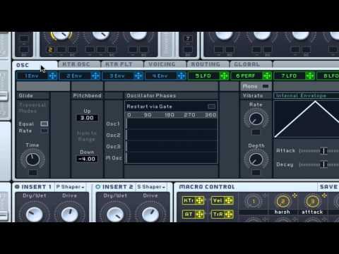 How To Make The Bassline in 'Zedd - Spectrum (Ryan ΞNZΞD Bootleg/RMX)'