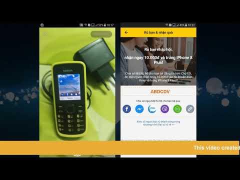 Kiếm tiền Online bằng điện thoại Smartphone với ứng dụng Chợ tốt