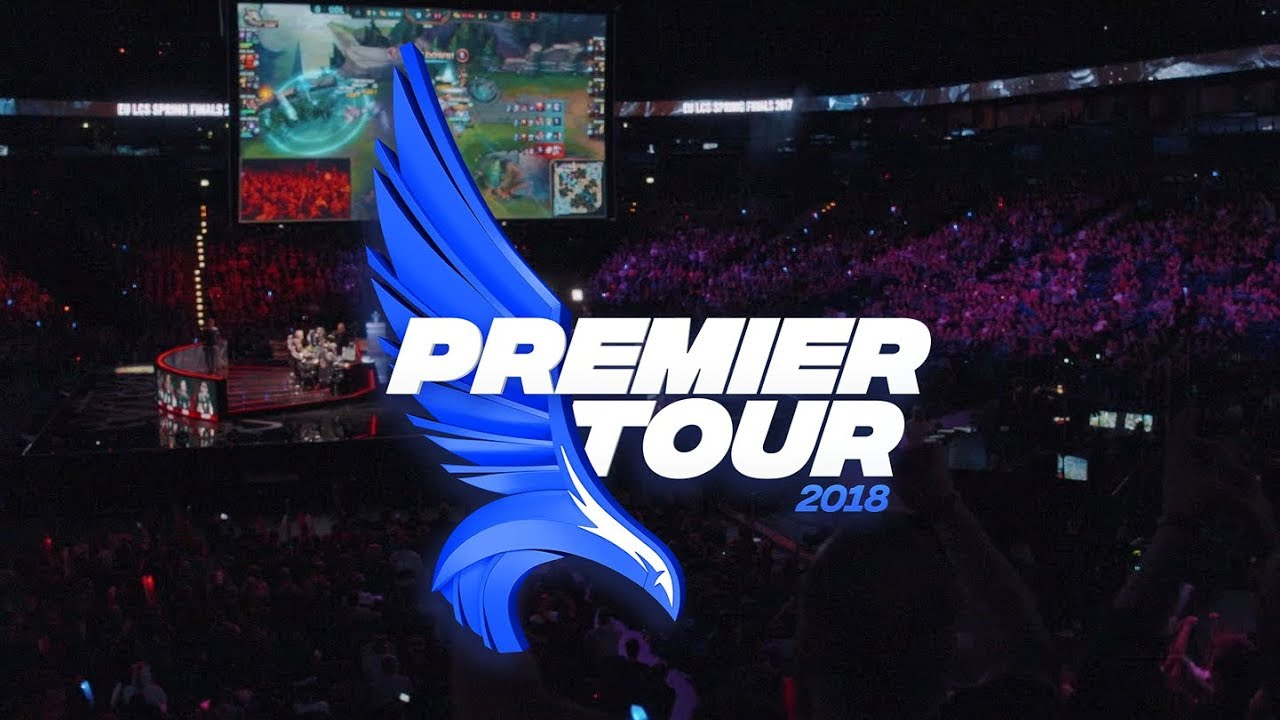 League Of Legends Premier Tour