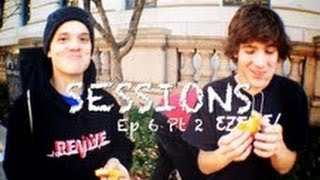 SESSIONS : Ep. 6 Pt. 2 (Downtown Cinci!)