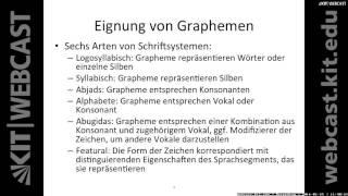 18: Grundlagen der Automatischen Spracherkennung, Vorlesung, 25.01.2016, WS2015/16