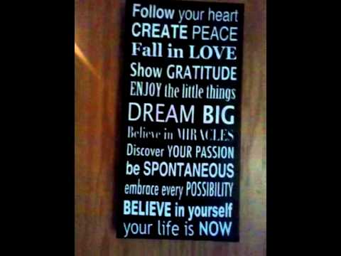 Your life is NOW!!