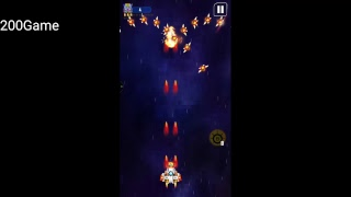 space shooter gameplay