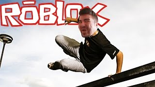 THE GOD OF PARKOUR IS BACK! ROBLOX!