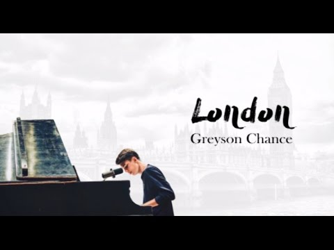 London - Greyson Chance