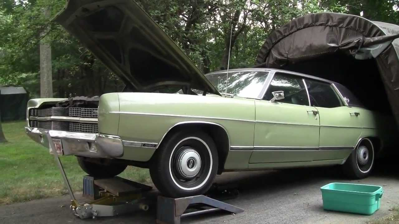 Update On The 1969 Ford Ltd Hardtop Youtube