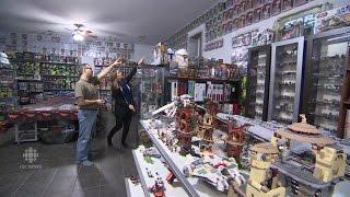 Saskatchewan man claims largest Star Wars collection in Canada