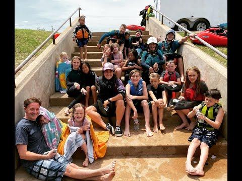 Oklahoma City, Oklahoma: Hargrove Adventures in OKC: Exploring the City & Teaching Kayaking Clinics