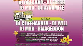 4-1-2014 GOING BACK 2 MY ROOTS meets CLUB CARIBBEAN REUNION