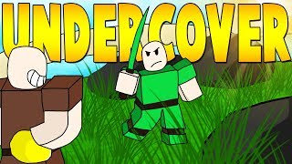 Undercover Noob Ep.7 Booga Booga | Roblox