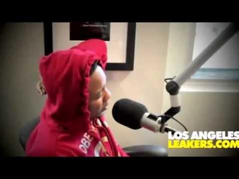 "Kendrick Lamar Explains ""good kid m.A.A.d. city"" Album Title"