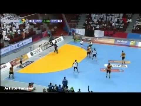 best handball -Super Globe Espérance Sportive de Tunis - Mohamed ali bhar