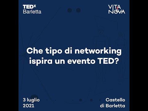 TEDxBarletta 2021 - Networking