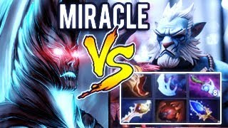 Miracle- Open Ai Bot Vs FULL ITEM Phantom Lancer with Divine MOST INTENSE GAME Dota 2