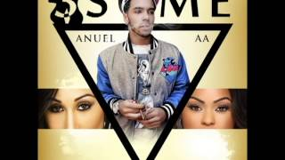 Anuel AA - 3 Some (Prod By. Yampi & Frabian Eli)