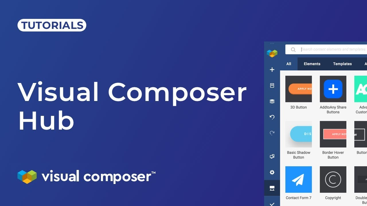 Visual Composer Hub - Visual Composer Website Builder