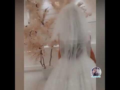 هيفا ماجيك بالفستان الأبيض