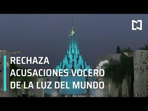 Iglesia La Luz de Mundo rechaza acusaciones contra su líder - Despierta con Loret