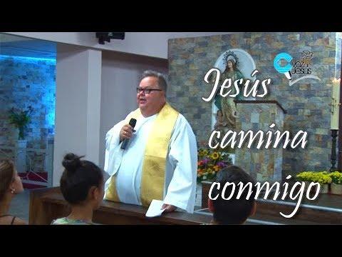 Jesús camina conmigo