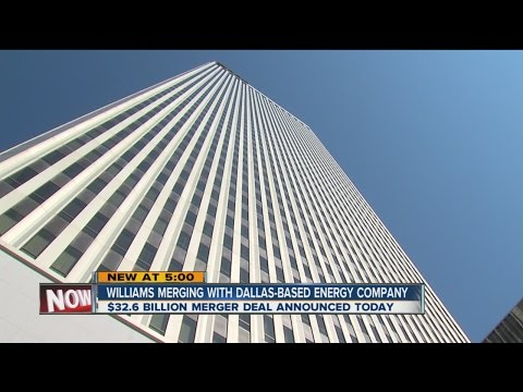 williams-merging-with-dallas-based-energy-company
