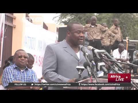 Congo's Biggest Market reopens after Upgrades