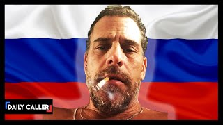 Media Outlets Claim Russia Is Behind The Hunter Biden Story