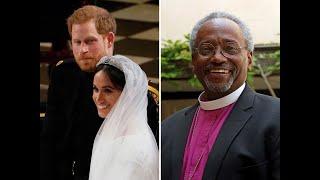 Bishop Michael Curry Talks Prince Harry, Meghan Markle