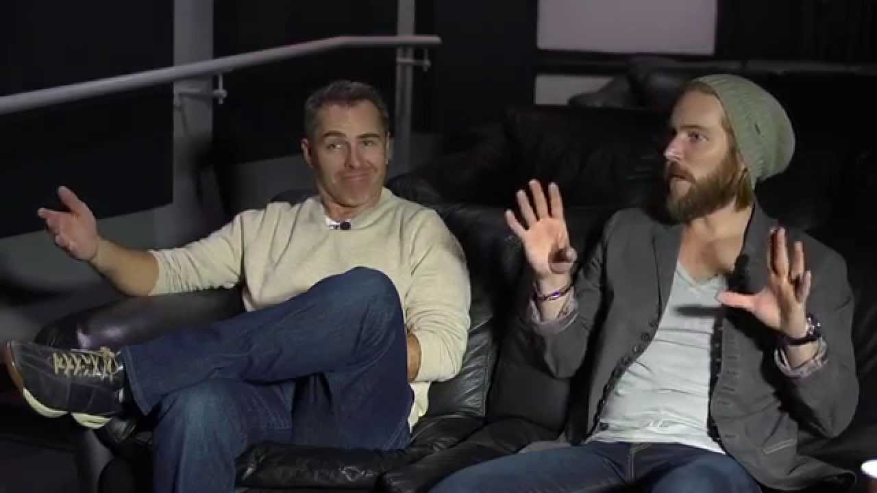 Nolan North And Troy Baker On Uncharted 4 A Thief S End Youtube